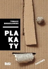 Okładka książki Bogusławski. Plakaty Zdzisław Schubert
