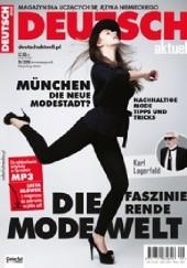 Okładka książki Deutsch Aktuell 91/2018 Redakcja magazynu Deutsch Aktuell