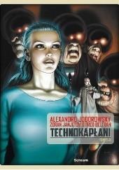 Okładka książki Technokapłani. Wydanie zbiorcze t. II Alexandro Jodorowsky,Zoran Janjetov,Fred Beltran