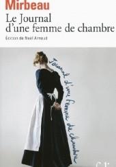 Okładka książki Le journal dune femme de chambre Octave Mirbeau