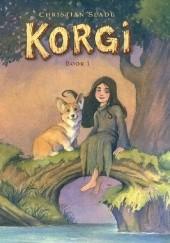 Okładka książki Korgi, Book 1: Sprouting Wings! Christian Slade
