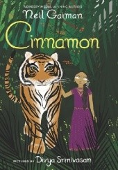 Okładka książki Cinnamon Neil Gaiman