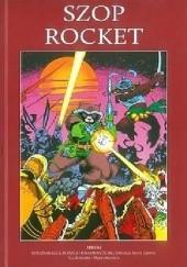 Okładka książki Szop Rocket Mike Mignola,Emily Giffin,Bill Mantlo,Sal Buscema
