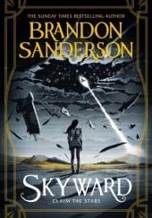 Okładka książki Skyward Brandon Sanderson