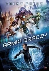 Okładka książki Armia graczy Trent Reedy