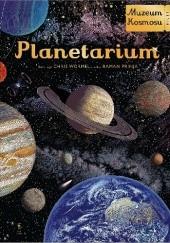Okładka książki Planetarium. Muzeum kosmosu Chris Wormell,Raman Prinja