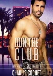 Okładka książki Join the Club Charlie Cochet