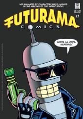 Okładka książki New Year's Rockin' Evil Matt Abram Groening