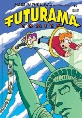 Okładka książki Freaky Fry-day Matt Abram Groening