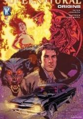 Okładka książki Supernatural Origins #5 Peter Johnson,Matthew Dow Smith