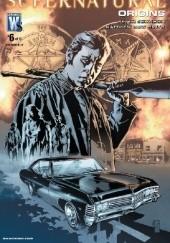 Okładka książki Supernatural Origins #6 Peter Johnson,Matthew Dow Smith