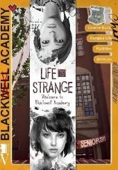 Okładka książki Life is Strange: Welcome to Blackwell Academy Matt Forbeck