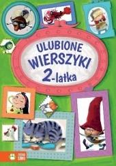 Okładka książki Ulubione wierszyki 2-latka praca zbiorowa
