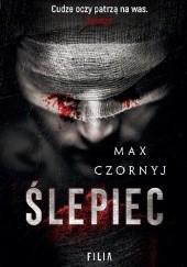 Okładka książki Ślepiec Max Czornyj