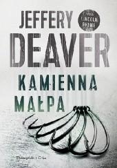Okładka książki Kamienna małpa Jeffery Deaver