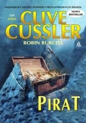 Okładka książki Pirat Clive Cussler,Robin Burcell