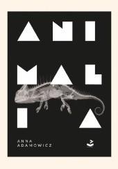 Okładka książki Animalia Anna Adamowicz