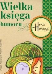 Okładka książki Hania Humorek. Wielka księga humoru Megan McDonald