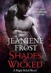 Okładka książki Shades of Wicked Jeaniene Frost