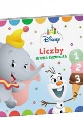 Okładka książki Disney Maluch. Liczby Urszula Kozłowska