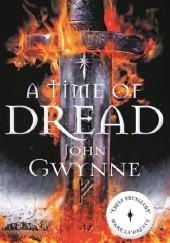 Okładka książki A Time of Dread John Gwynne