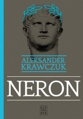 Okładka książki Neron Aleksander Krawczuk