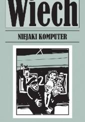Okładka książki Niejaki komputer Stefan Wiechecki