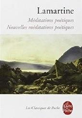 Okładka książki Méditations poétiques : Nouvelles Méditations poétiques Alphonse de Lamartine
