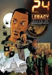 Okładka książki 24- Legacy: Rules Of Engagement Antonio Fuso,Christopher Farnsworth