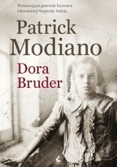Okładka książki Dora Bruder Patrick Modiano