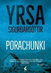 Okładka książki Porachunki Yrsa Sigurdardóttir