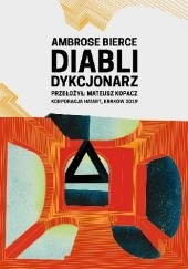 Okładka książki Diabli dykcjonarz Ambrose Bierce