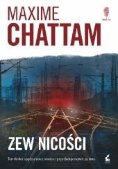 Okładka książki Zew nicości Maxime Chattam