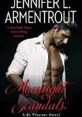 Okładka książki Moonlight Scandals Jennifer L. Armentrout