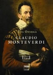 Okładka książki Claudio Monteverdi Ewa Obniska