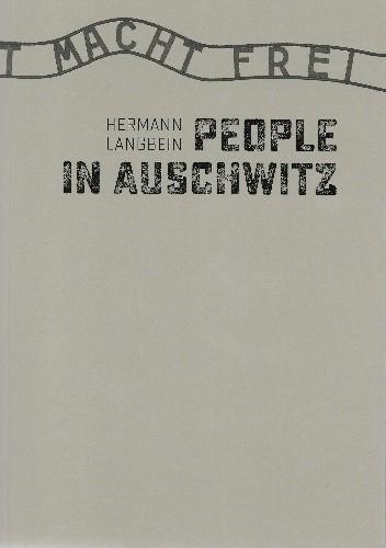 Okładka książki People in Auschwitz Herman Langbein