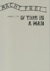 Okładka książki If This Is a Man