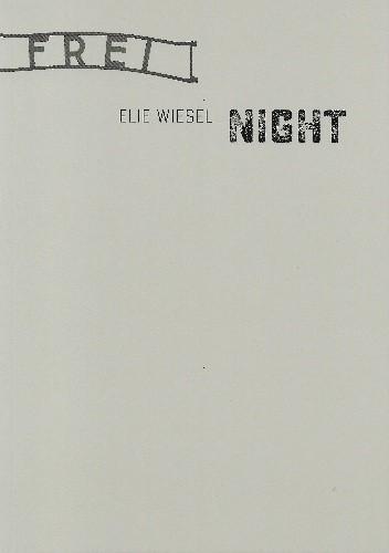 Okładka książki Night Elie Wiesel