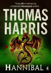 Okładka książki Hannibal Thomas Harris
