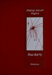 Okładka książki Rozdarty Błażej Jacek Klajza
