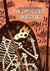 Okładka książki Pan Samochodzik i uroczysko Zbigniew Nienacki