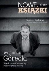 Okładka książki Nowe Książki nr 1 / 2019 Jan Gondowicz,Wojciech Górecki,Redakcja miesięcznika Nowe Książki