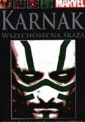 Okładka książki Karnak: Wszechobecna skaza Warren Ellis,Antonio Fuso,Roland Boschi,Gerardo Zaffino