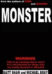 Okładka książki Monster Matt Shaw