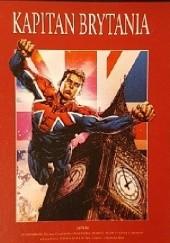 Okładka książki Kapitan Brytania Paul Cornell,Chris Claremont