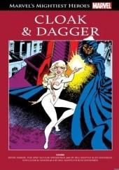 Okładka książki Cloak i Dagger Bill Mantlo