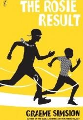 Okładka książki The Rosie Result Graeme Simsion