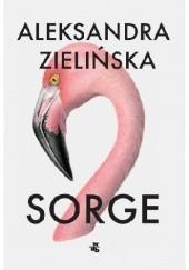 Okładka książki Sorge Aleksandra Zielińska