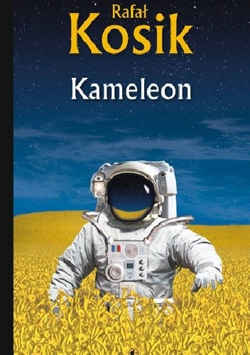 Okładka książki Kameleon Rafał Kosik