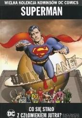 Okładka książki Superman: Co się stało z człowiekiem jutra? Alan Moore,Dave Gibbons,Curt Swan,Rick Veitch